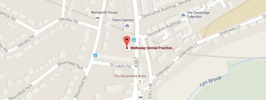 Wellsway Dental Practice in Bath, Somerset